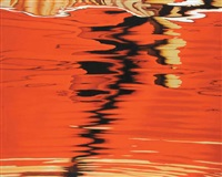 acquamorfosi: laguna rossa by giorgio albertini