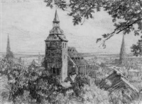 lüneberg by paul bach