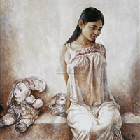 after bath by liu derun