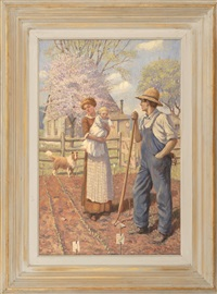 spring by henry j(arvis) peck