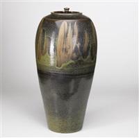 floor jar by stephen merritt