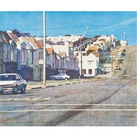 34th avenue by robert bechtle