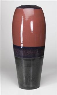 floor vase by stephen merritt