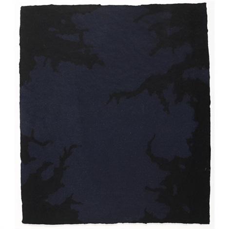 blue night by byron kim