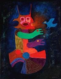 figure composition by alberto quintanilla