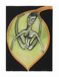 mother by francesco clemente