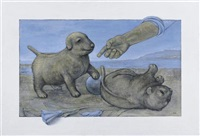 petits chiens by tatiana nikolaevna tchernova