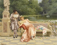 the flirtation by vittorio reggianini
