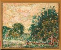 boigneville seine-et-oise, france by walter griffin