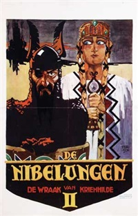 movie: de nibelungen de wraak van kriemhilde ii by carl jung