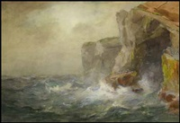 off the orkneys by william st. thomas smith