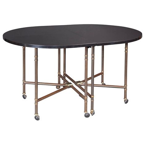 royal dining table by maison jansen