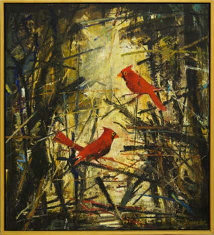 gay cardinals by john alexander