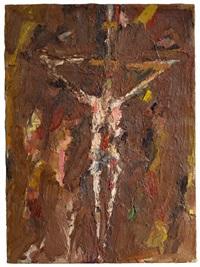 christ by eugène leroy