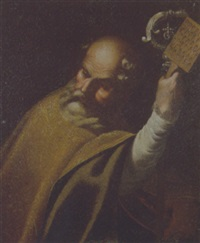 san biagio vescovo by giovanni battista spinelli