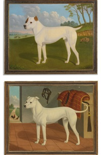 crib and bobtail (2 works) by thomas roebuck