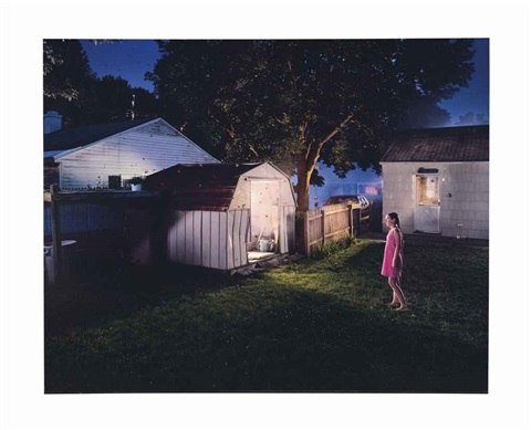 untitled butterflies and shed by gregory crewdson
