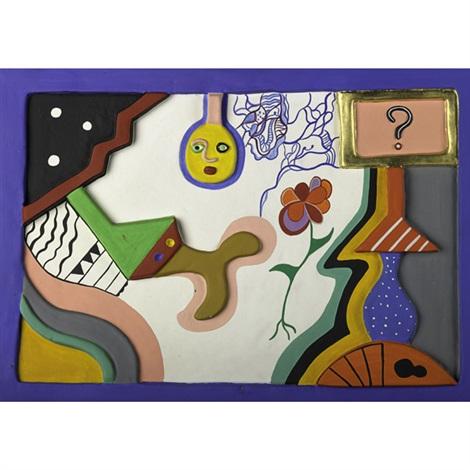 la question by niki de saint phalle