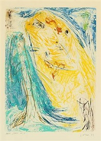 le tournedos canaris by asger jorn