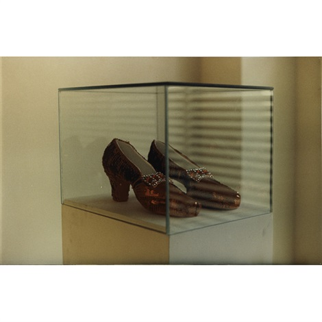 richards ruby slippers 4 others 5 works by jack pierson