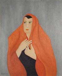 le châle rouge by arthur hurni