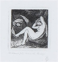 two compositions (2 works) by gerhard henning