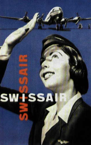 swissair by carlo vivarelli