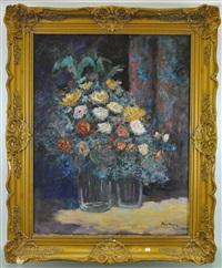 bouquet de fleurs by kees verwey