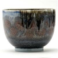 hemispherical bowl (designed by william hentschel) by kenton hills