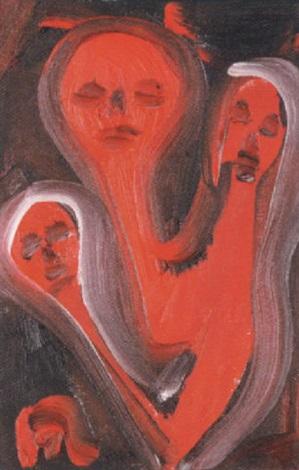 figurengruppe by hartmut haaky