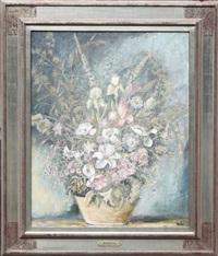 floral bouquet by max kuehne