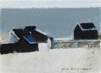 faroese landscape by jack kampmann