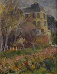 a house in provence by may (mary ellen) hillhouse