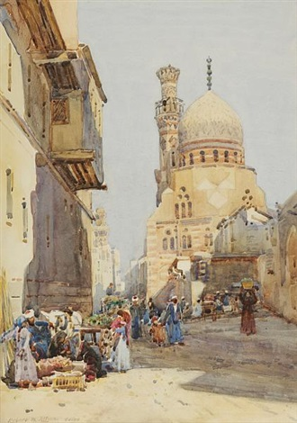 cairo by robert weir allan
