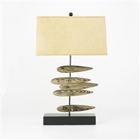 table lamp by clark greenwood voorhees