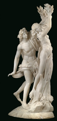 apollo und daphne by gian lorenzo bernini