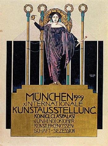 internationale kunstausstellung m nchen 1909 k nigl On kunstausstellung munchen