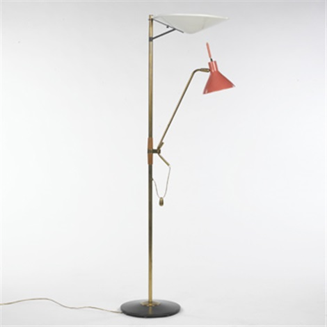 Floor lamp by Lightolier on artnet