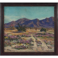 desert flowers by carl hoerman