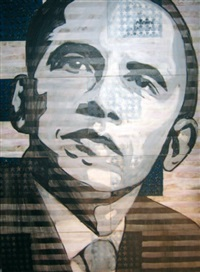 obama by yann kempen