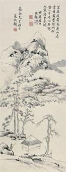 寒山草庐 by xia jingguan