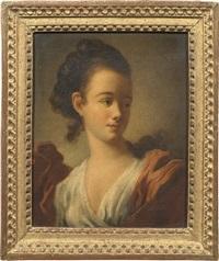 ritratto di maddalena riccieri by french school (18)