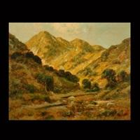 valley landscape by manuel valencia