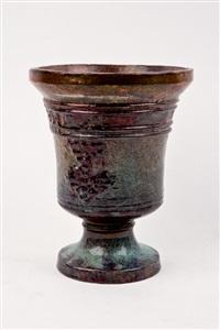 copa campana (serie vaciados de metal) by daniel zuloaga