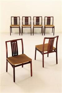 sei sedie by riva