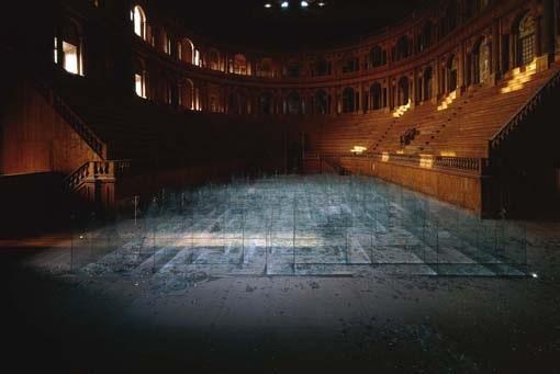 claudio parmiggiani teatro dellarte e della guerra by claudio abate