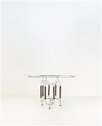 Tavolo (della serie Trilogia)(Dining table from...