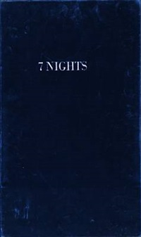 7 nights (portfolio of 7) by jørgen boberg