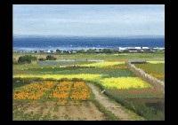landscape in sotobou by takashi asahina