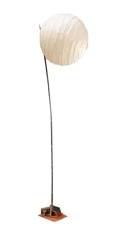 Floor lamp by Panayotis Vassilakis Takis and Isamu Noguchi on artnet